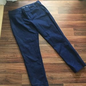 NWOT Old Navy Denim Pixie Pants